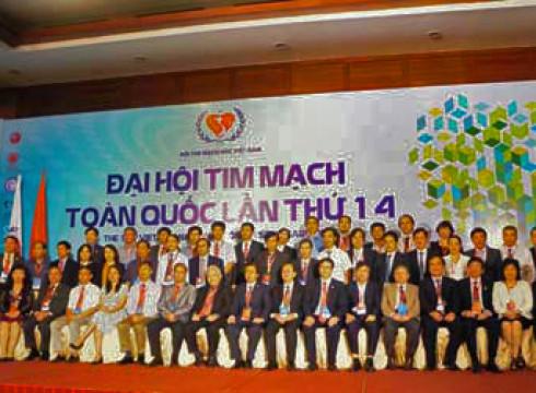 Đại hội tim mạch toàn quốc lần thứ 14